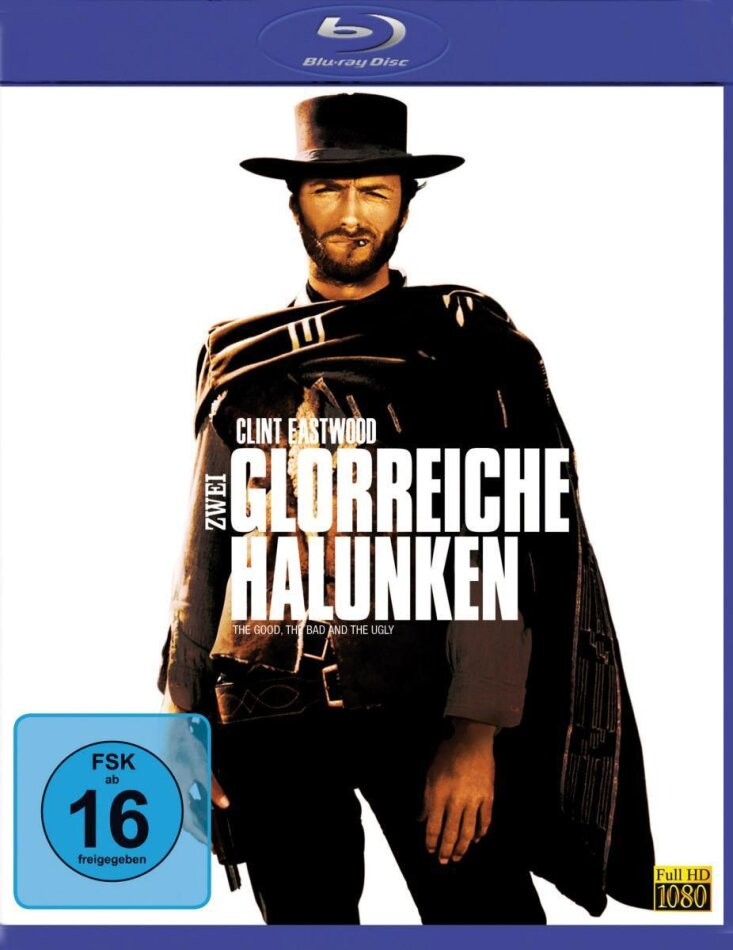Zwei glorreiche Halunken - The Good, the Bad and the Ugly (1966)
