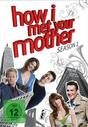 How I met your mother - Staffel 2 (3 DVDs)