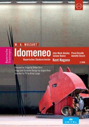 Bayerische Staatsoper, Kent Nagano, John Mark Ainsley, … - Mozart - Idomeneo (Euro Arts, Unitel Classica, 2 DVDs)