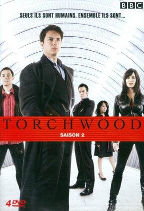 Torchwood - Saison 2 (BBC, 4 DVDs)