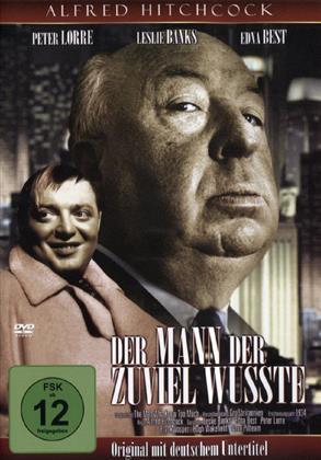 Der Mann, der zuviel wusste (1934)