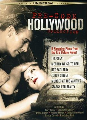 Pre-Code Hollywood Collection (3 DVDs)