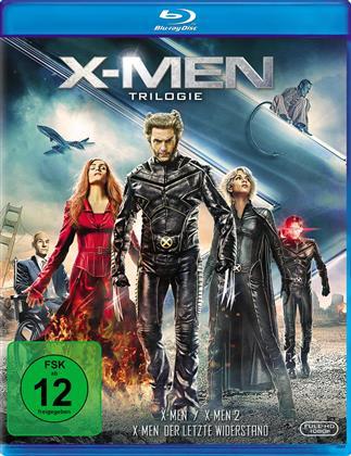 X-Men Trilogie (4 Blu-rays)