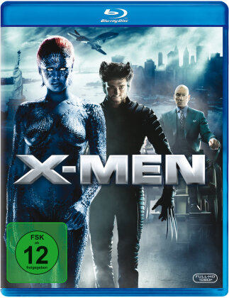 X-Men (2000) (2 Blu-rays)