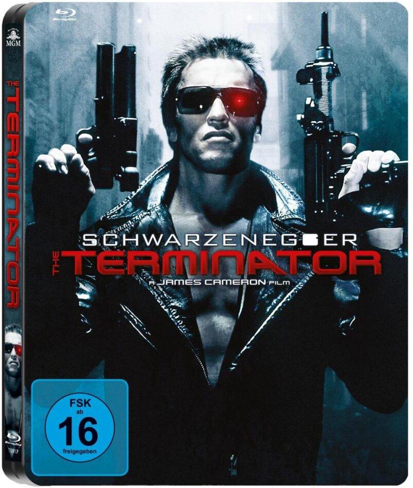 The Terminator (1984) (Steelbook, Uncut)