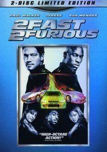 2 Fast 2 Furious (2003) (Limited Edition, DVD + Digital Copy)