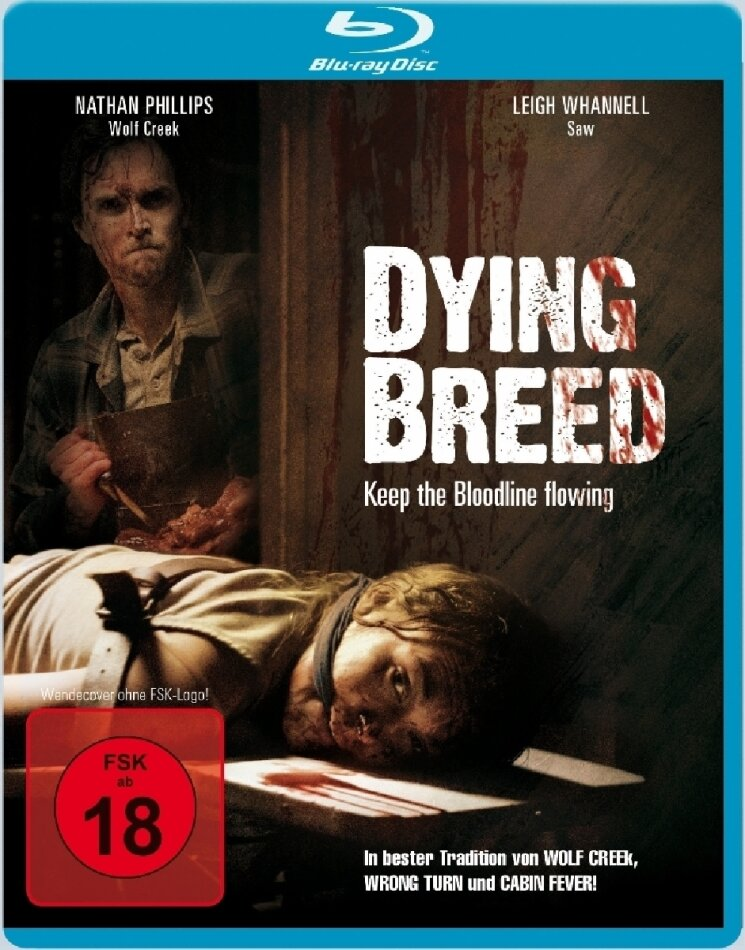 Dying Breed (Special Edition, Uncut)