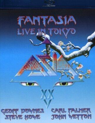 Asia - Fantasia / Live in Tokyo