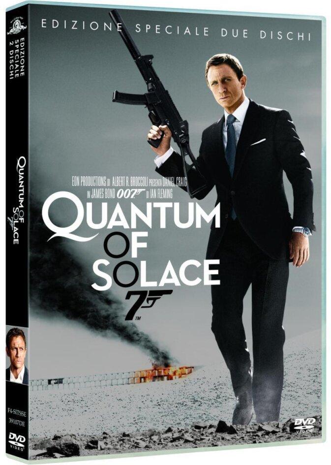 James Bond: Quantum of Solace (2008) (Edizione Speciale, 2 DVD)