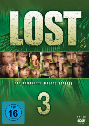 Lost - Staffel 3 (7 DVDs)