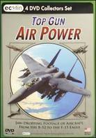 Top Gun Air Power (Collector's Edition, 4 DVD)