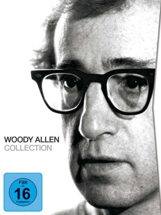 Woody Allen Collection (19 DVDs)