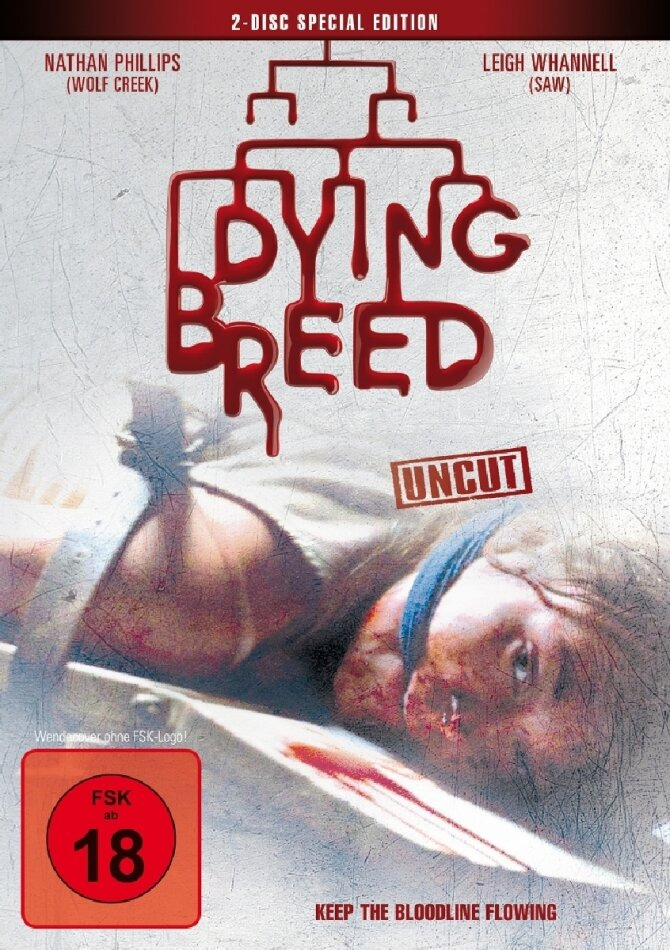 Dying Breed (Special Edition, Uncut, 2 DVDs)