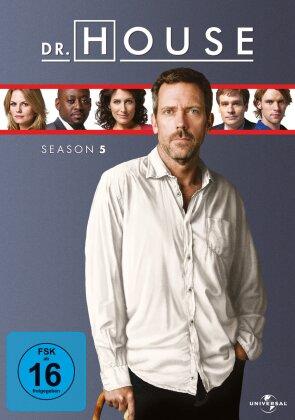 Dr. House - Staffel 5 (6 DVDs)