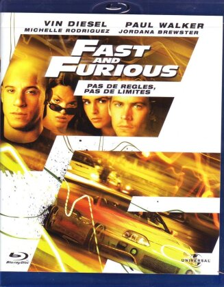 Fast and Furious (2001)