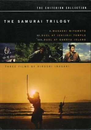 The Samurai Trilogy (Criterion Collection, 3 DVD)