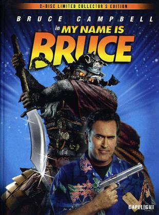 My Name is Bruce (2007) (Limited Edition, 2 DVDs)