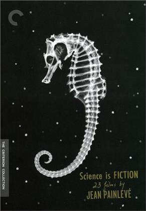 Science is Fiction - 23 Films by Jean Painleve (Criterion Collection, 3 DVDs)