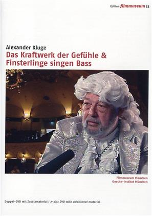 Das Kraftwerk der Gefühle / Finsterlinge singen Bass (Trigon-Film, 2 DVDs)