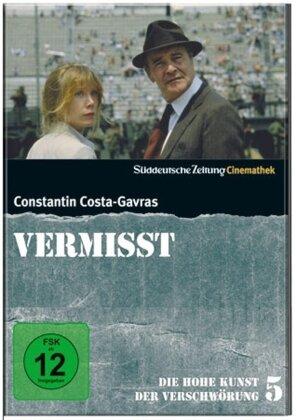Vermisst - SZ-Cinemathek Politthriller 5 (1982)