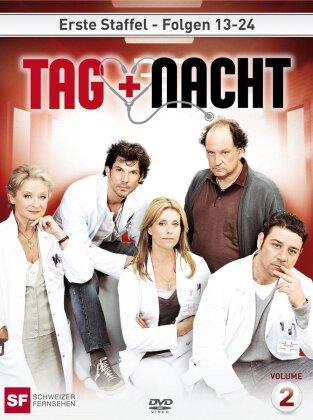 Tag und Nacht - Staffel 1.2 (3 DVDs)