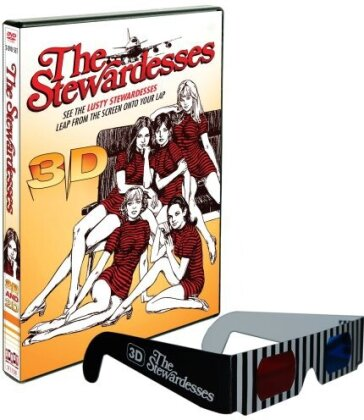 Stewardesses - Stewardesses (2PC) / (Dlx 3-D) (1969) (Deluxe Edition)
