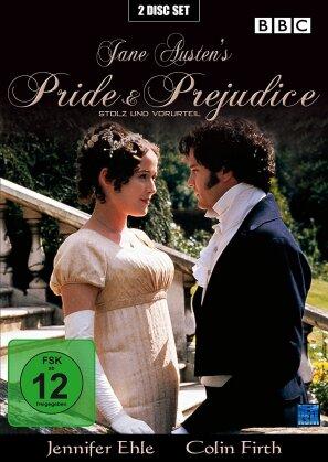 Pride and Prejudice - Stolz und Vorurteil (1995) (BBC, Riedizione, 2 DVD)