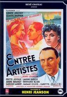 Entrée des artistes (1938) (n/b)
