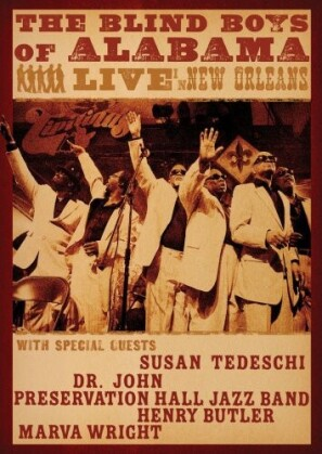 Blind Boys Of Alabama - Live in New Orleans