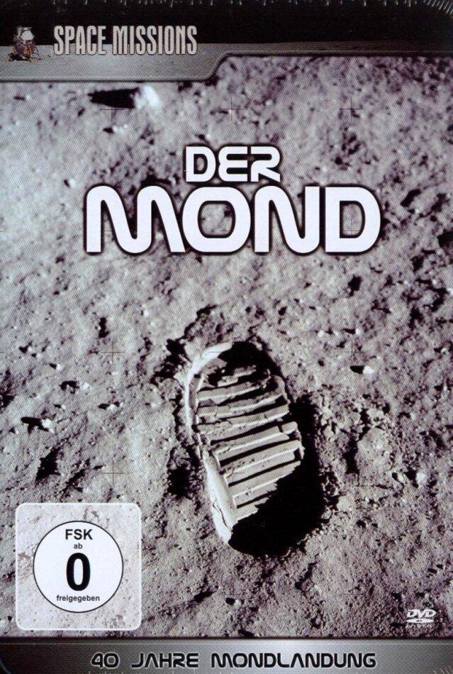 Space Missions - Der Mond - 40 Jahre Mondlandung (Steelbook)