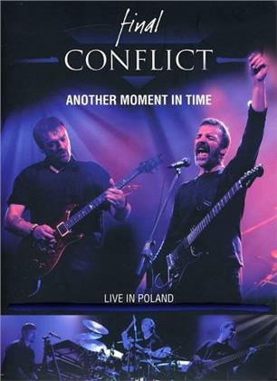 Final Conflict - Another Moment in Time (Limited Edition, DVD + CD)