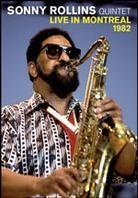 Sonny Rollins - Live in Montreal 1982