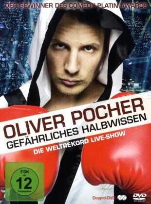 Oliver Pocher - Gefährliches Halbwissen (Deluxe Edition, 2 DVD)