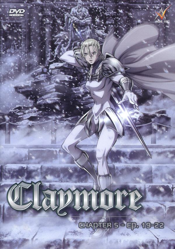 Claymore - Staffel 1 - Vol. 5