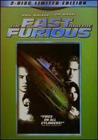 The Fast and the Furious (2001) (Edizione Limitata, DVD + Digital Copy)