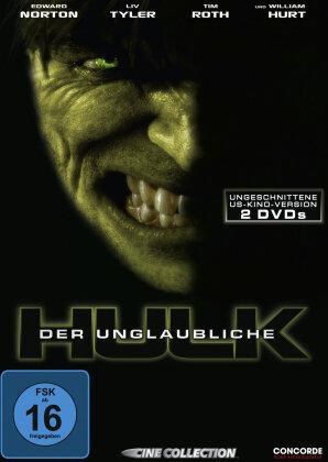 Der unglaubliche Hulk (2008) (Special Edition, 2 DVDs)