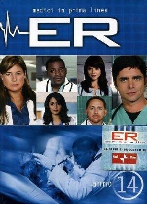 ER - Medici in prima linea - Stagione 14 (3 DVD)