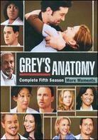 Grey's Anatomy - Season 5 (7 DVDs)