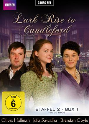 Lark Rise to Candleford - Staffel 2 - Box 1 (BBC, 3 DVD)