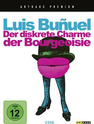 Der diskrete Charme der Bourgeoisie (1972) (Arthaus Premium, 2 DVDs)