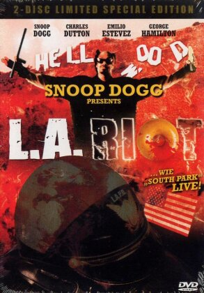 The L.A. Riot Spectacular (Steelbook, 2 DVDs)
