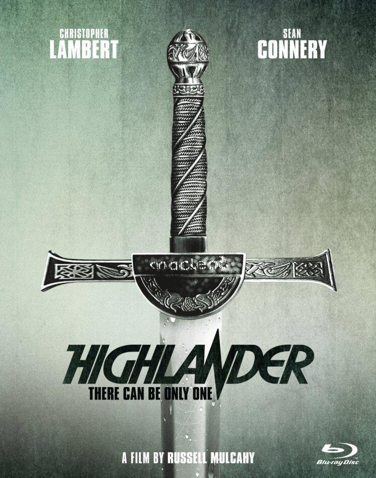 Highlander - Es kann nur einen geben (1986) (Steelbook)