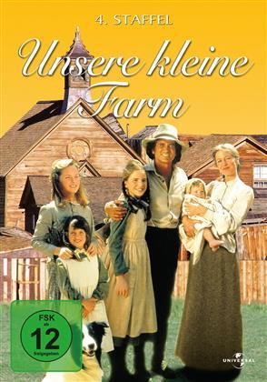 Unsere kleine Farm - Staffel 4 (6 DVDs)
