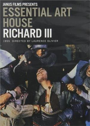 Richard 3 - (Essential Art House) (1955)