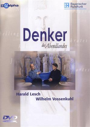 Denker des Abendlandes - Vol. 6-10 (5 DVDs)
