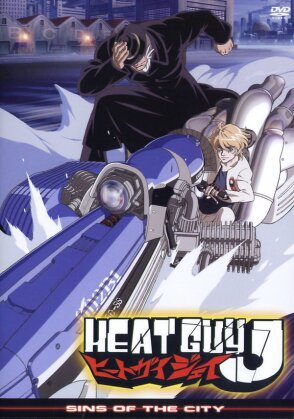 Heat Guy J Vol. 3 - Sins of the city