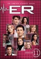 ER - Emergency Room - Season 11 (6 DVDs)