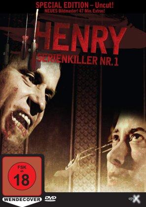 Henry 2 - Serienkiller Nr. 1 (1996) (Special Edition, Uncut)