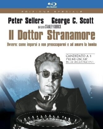 Il Dottor Stranamore (1964) (n/b)