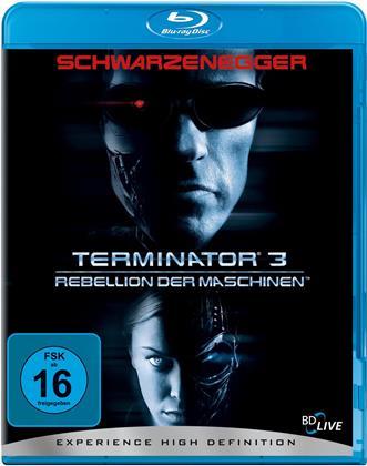 Terminator 3 - Rebellion der Maschinen (2002)